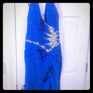 MoriLee Mermaid Style Prom Dress